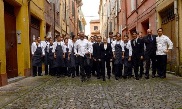 Integrantes da Osteria Francescana, Foto: Diego Poluzzi